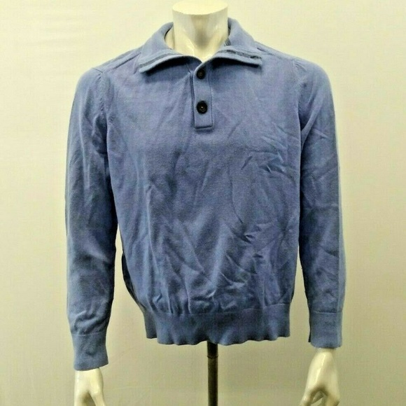 Banana Republic Other - Banana Republic Cotton Cashmere Sweater Men's L